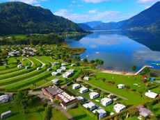 Terrassen Camping Ossiacher See Ossiach