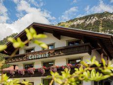 Edelweiß, Hotel Garni Lech am Arlberg