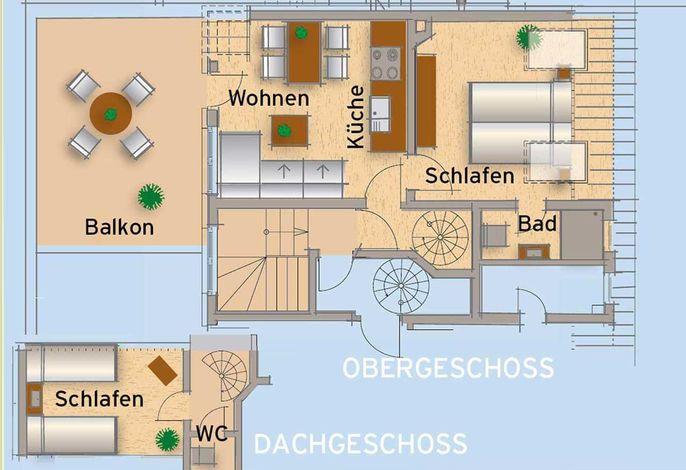Winkelschiffchen II