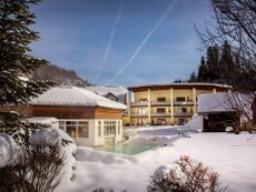Relax- & Wanderhotel Poppengut Hinterstoder