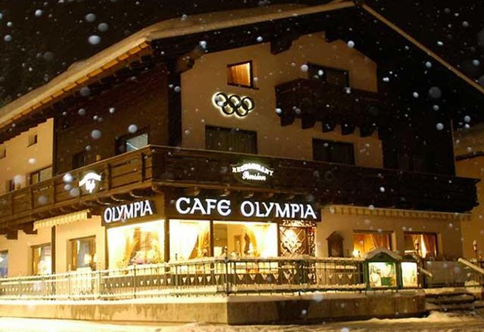 Olympia, Hotel Pension