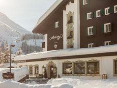 Arlberg, Hotel Lech am Arlberg