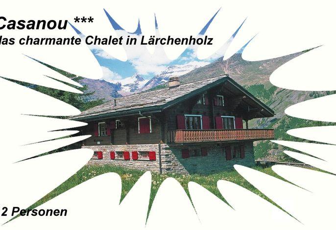 Chalet Casanou