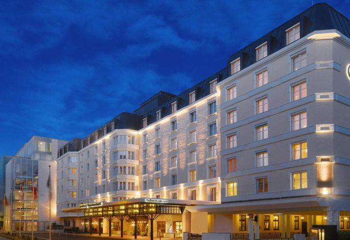 Sheraton Grand Salzburg, Hotel - Salzburg / Salzburg und Umland