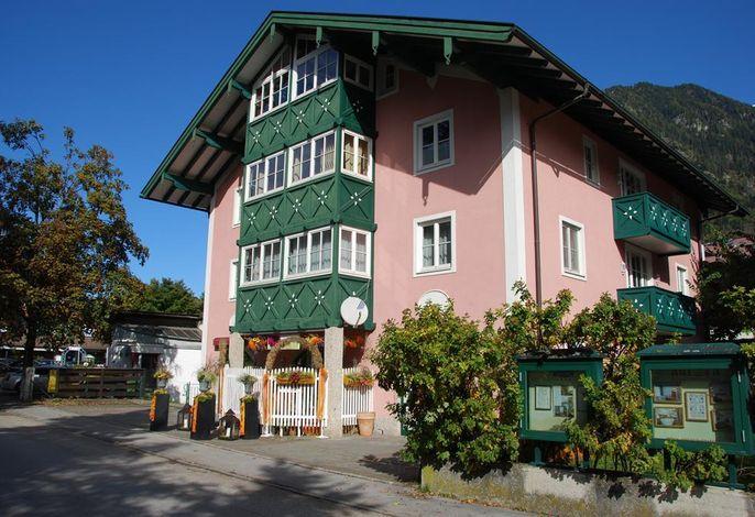 Villa St. Georg, Appartement