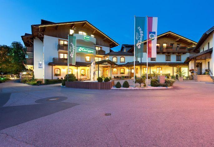 Königgut, Hotel