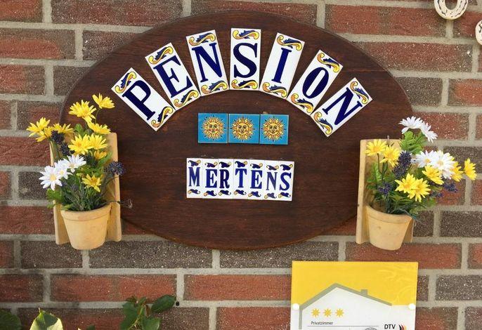 Mertens, Pension