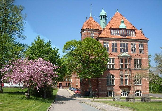 Ankerplatz Flensburg