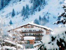 Berghof, Der Lech am Arlberg