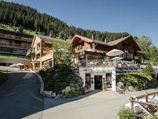 Stäfeli, Hotel-Garni Lech am Arlberg