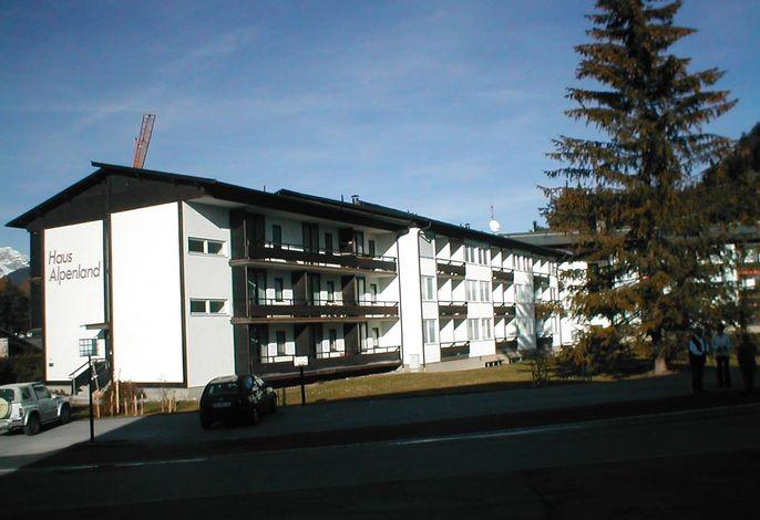 Haus Alpenland - Appartement Hohe Munde