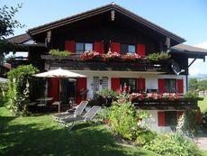 Haus Schmidbauer - Ferienwohnungen Fischen