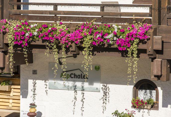 Alp-Chalet - Ferienwohnungen