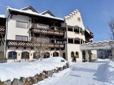 AlpenSchlössl, Hotel