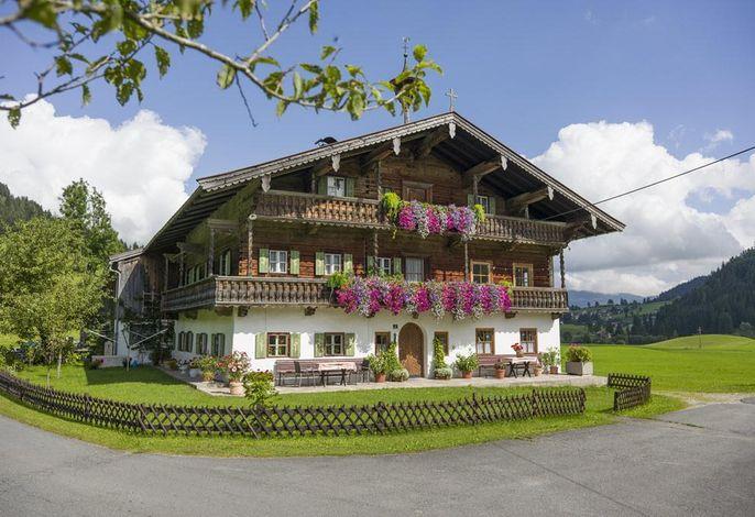 Bauernhof Unterbichl - Reitstätter Annemarie