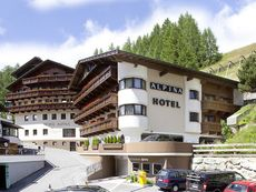 Sporthotel Alpina Sölden