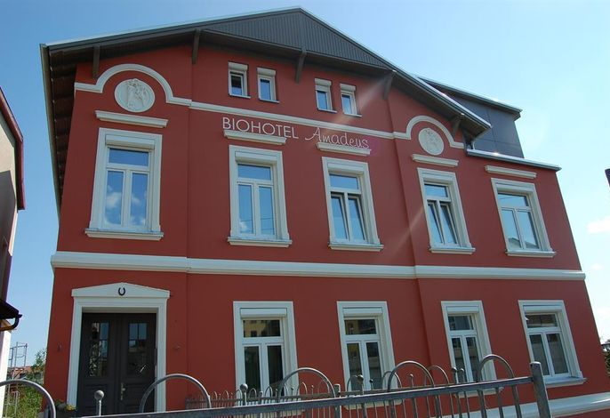 'Biohotel Amadeus'