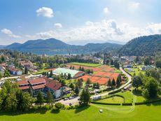 Tennis- Golf- und Wellnesshotel Mori St. Kanzian am Klopeiner See