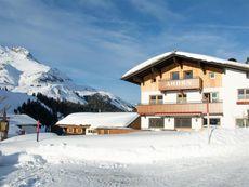 Ahorn, Pension Lech am Arlberg