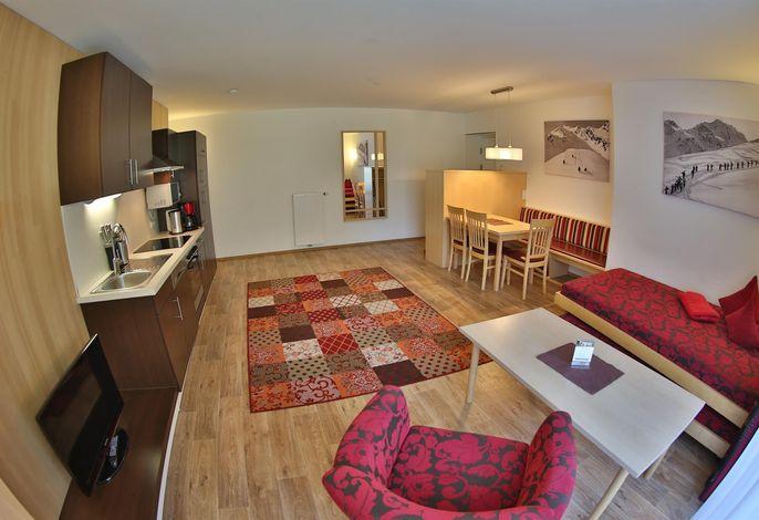 Appartementhaus Lunaris