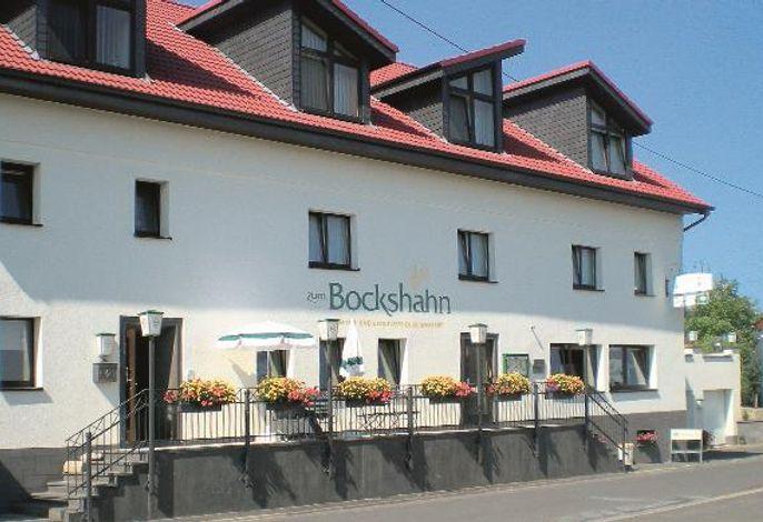 Hotel u.Landgasthof Zum Bockshahn