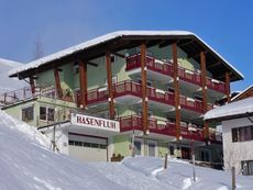 Hasenfluh, Pension Lech am Arlberg