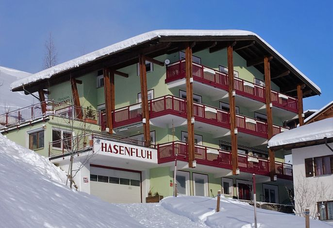 Hasenfluh - Pension