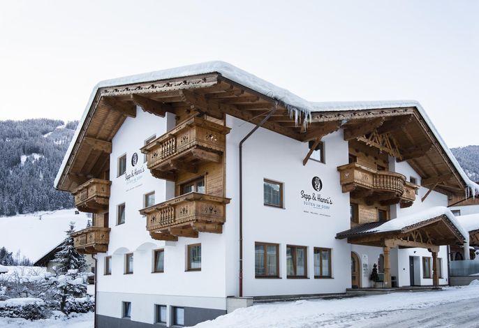Sepp & Hannis - Suiten im Dorf