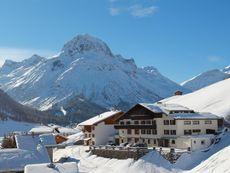 Gradenburg, Pension Lech am Arlberg