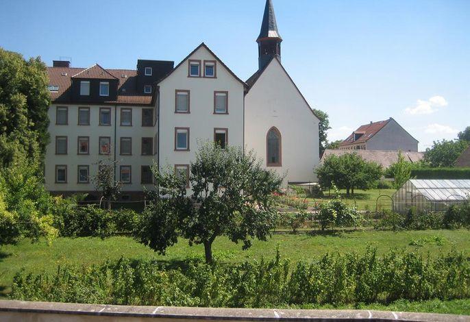 Ferienhaus an der Klostermauer