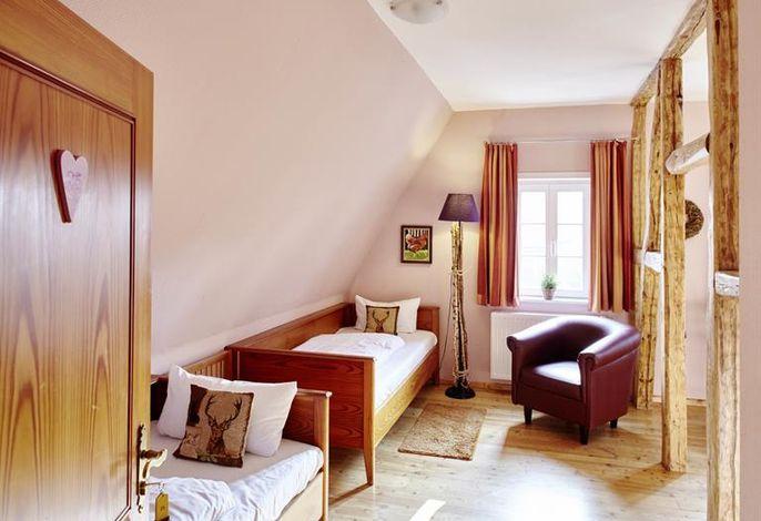 Hof Tütsberg, Hotel