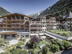 Das Central - Alpine . Luxury . Life Sölden