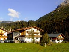 Waldhof, Pension Lech am Arlberg