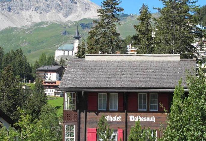 Chalet Waldesruh (2 ZWhg.)