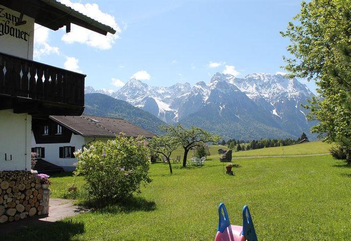 Bergbauer, Ferienwohnung Zum