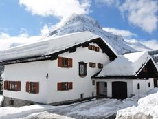 Ganahl, Haus Lech am Arlberg