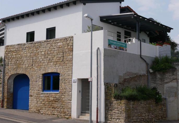 Ferienhaus Weinterrasse