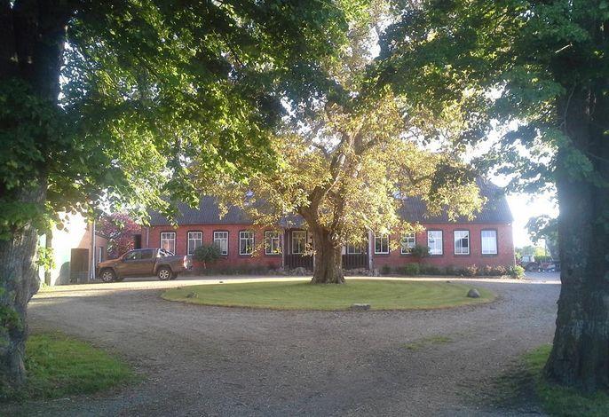 Bauernhof Ziergöbel