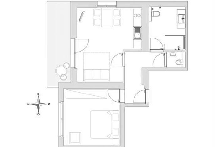 Appartements Tanafreida