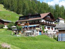 Alpengasthof Köfels Umhausen - Niederthai