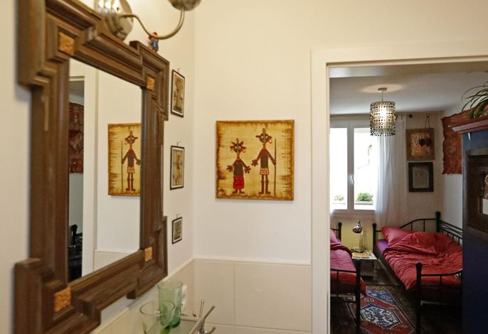Lazy House Gästezimmer