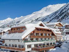 Hotel Wiesental Obergurgl-Hochgurgl