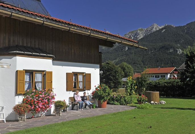 Alpenwelt, Ferienwohnung