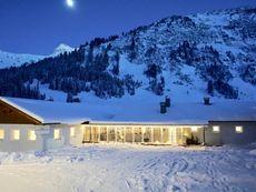 Schneekristall, Chalet Lech am Arlberg