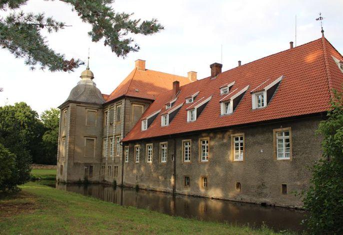 Schloss Eggermühlen, Ferienwohnung