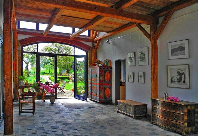 Alte Scheune Rietzschelhof