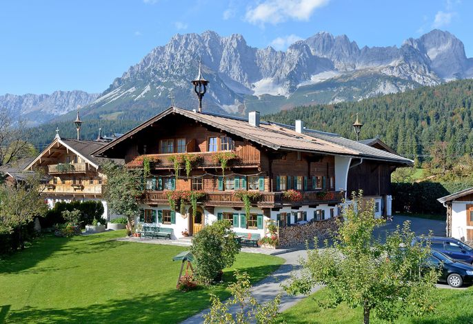 Appartement Foidl - Region Wilder Kaiser