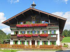 Bauernhof Großwolfing & Apartmenthaus Fischbacher Ebbs