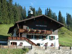 Pension Waldesruh Lech am Arlberg