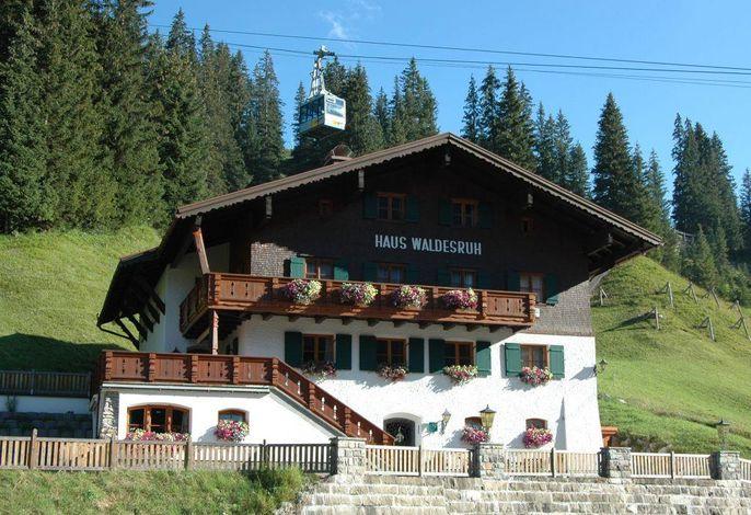 Waldesruh, Pension
